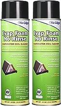 Nu-Calgon 4171-75 Evap Foam No Rinse Evaporator Coil Cleaner, 18 oz. (2 PACK)