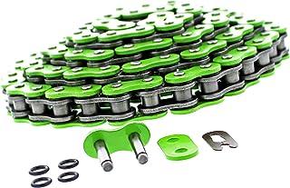 04-06 Kawasaki KFX400 KFX 400 Race-Driven Green O-Ring Chain ATV 4 Wheeler 96L