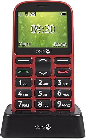 Telephone mobile senior