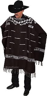 Clint Eastwood Spaghetti Western Poncho Sweater- 38
