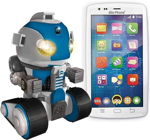 Lisciani 64182électronique pour Enfants électronique pour Enfant (Enfants intelligentphone, Blanc, 6Ans (s), 12Ans (s), Italie, 12,7cm (5))