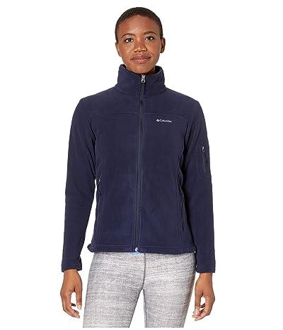 Columbia Fast Trektm II Jacket (Dark Nocturnal) Women