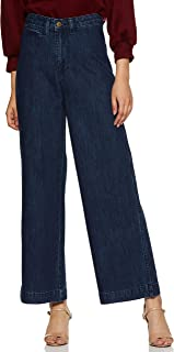 AKA CHIC Women's Flared Jeans