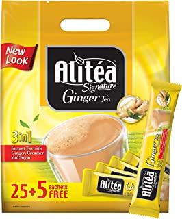 ALITEA Signatur Ginger Tea Puc, 600 gm, 1139981