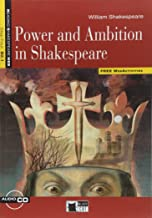 Power and Ambition in Shakespeare (Reading & Training)