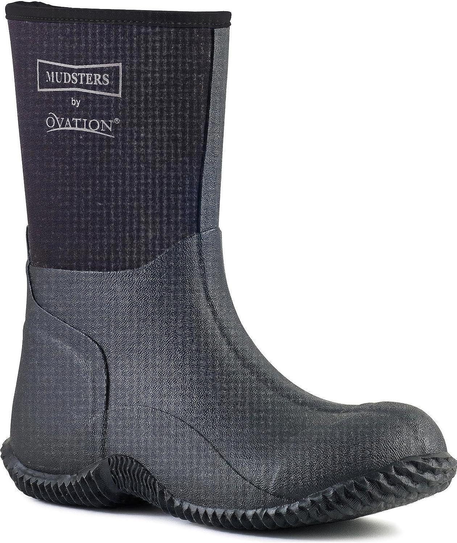 Ovation Ladies Mudster Mid-Calf Barn Boot