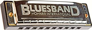 Woodstock Chimes WOOD12001 Blues Band Harmonica (Set of 1)