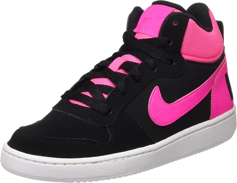 Nike Damen Court BGoldugh Mid (Gs) Basketballschuhe