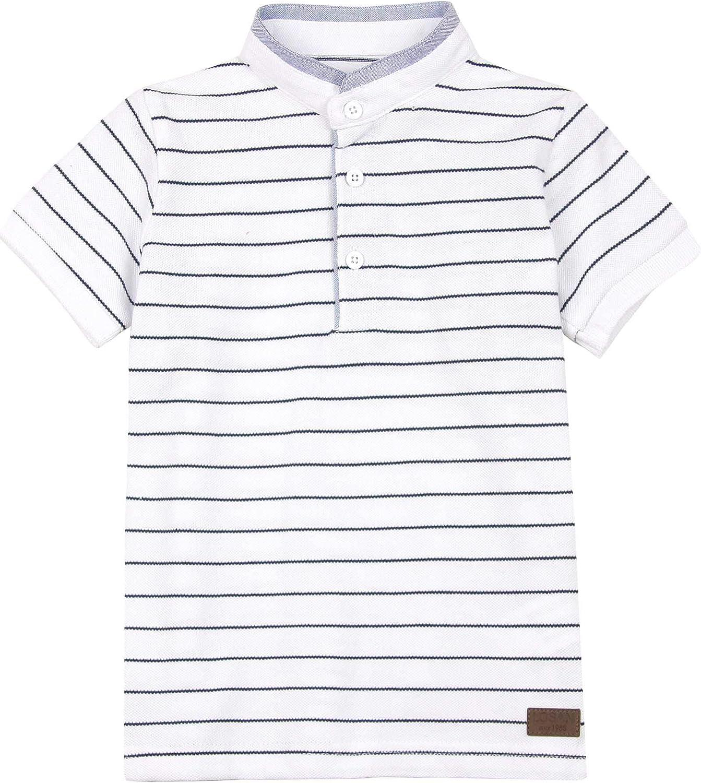 Losan Boys Striped Polo, Sizes 2-7