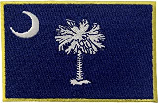 south carolina police patches