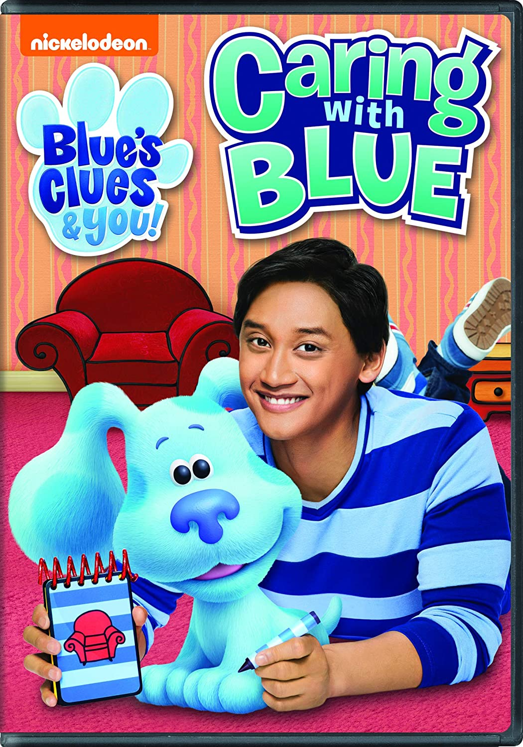 Blue's Clues You with Blue Caring All items in the store Super sale period limited