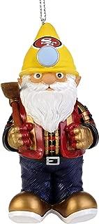 FOCO NFL Unisex Thematic Gnome Ornament