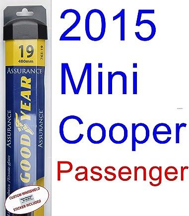 2015 Mini Cooper Convertible Wiper Blade (Passenger) (Goodyear Wiper Blades-Assurance)