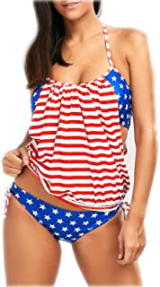 Best red white and blue bikinis for sale Reviews