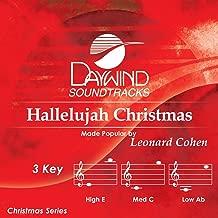 Hallelujah Christmas Accompaniment/Performance Track