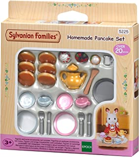 Sylvanian Families Homemade Pancake Set,Furniture