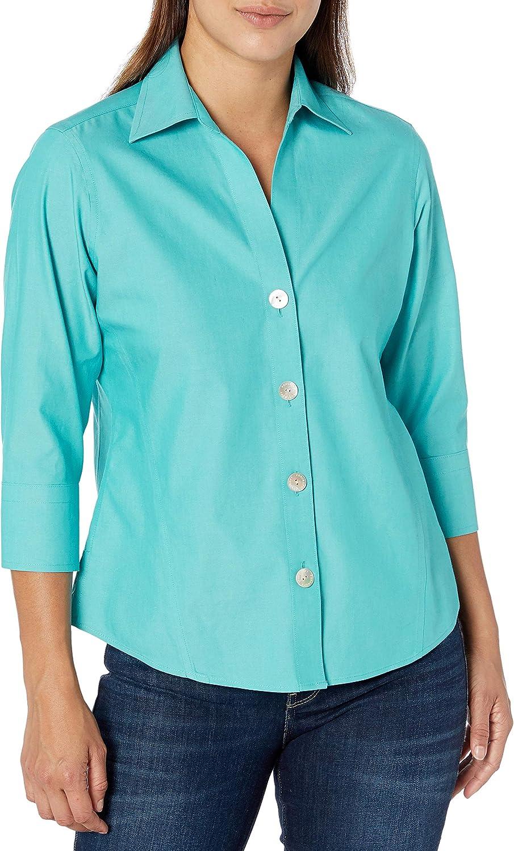 Foxcroft Women's Non-Iron Essential Paityn Shirt