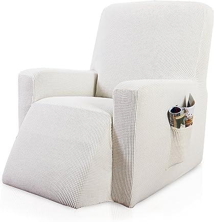 Amazon.es: Tela - Sillones y chaises longues / Sillas: Hogar ...
