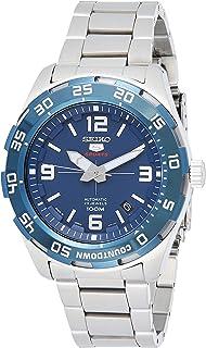 Seiko Men Silver Analog Watch - SRPB85J1