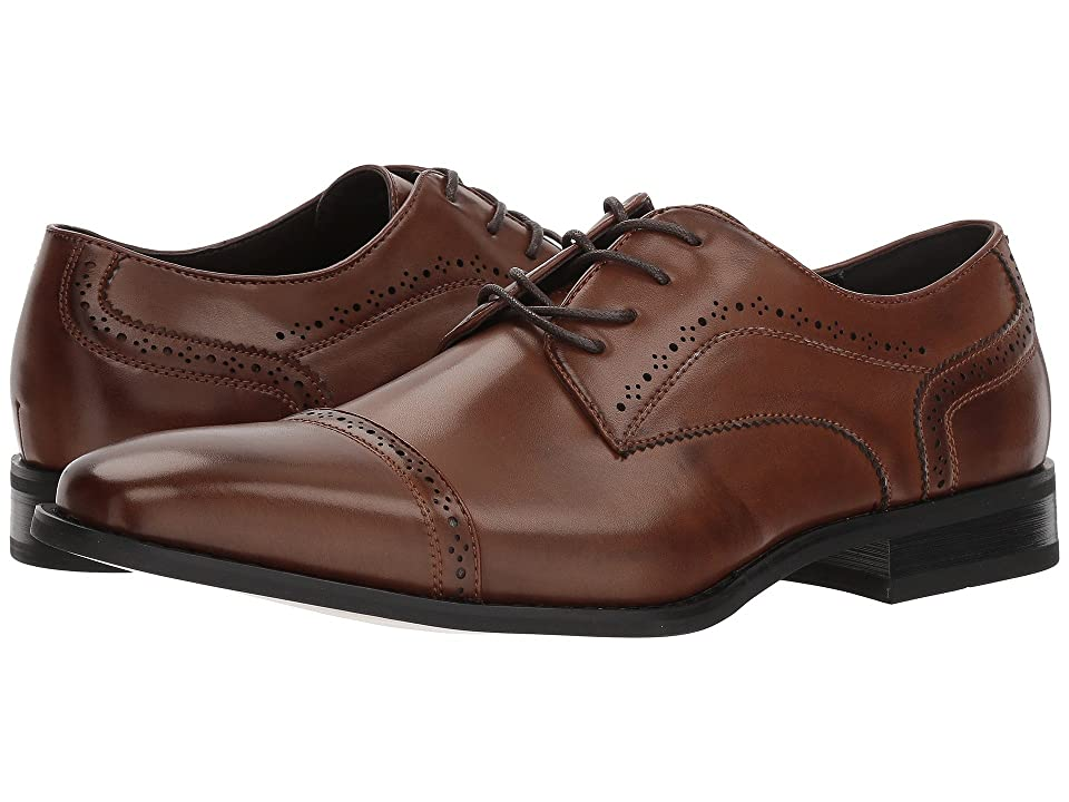 Kenneth Cole Unlisted Bryce Lace-Up (Cognac) Men