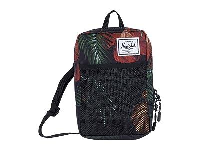 Herschel Supply Co. Sinclair Large (Tropical Hibiscus) Cross Body Handbags