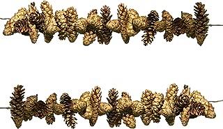 Best pine cone christmas tree garland Reviews