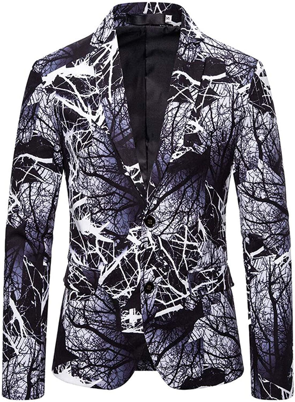 Men's Slim Fit Printed Dress Vest Buttons Down Waistcoat V-Neck Wedding Party Vest Casual Vest