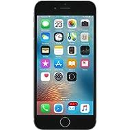 Apple iPhone 6s, 32GB, Space Gray UnlockedGSM 4G LTE Dual-Core Phone (Renewed)