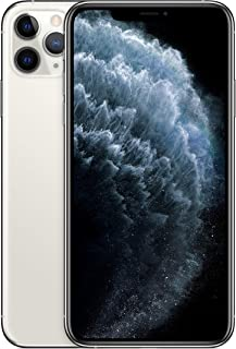 Apple iPhone 11 Pro Max without FaceTime - 512GB, 4G LTE, Silver