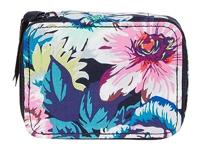 Vera Bradley Iconic Travel Pill Case (Garden Grove) Cosmetic Case