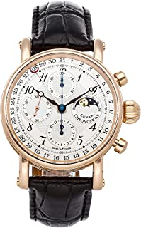 Chronoswiss Chronograph Mechanical (Automatic) Silver Dial Mens Watch CH-7541LR (Certified Pre-Owned)