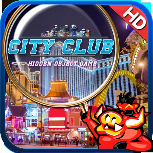 City Club - Find Hidden Object