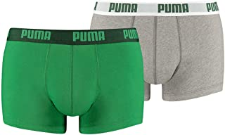 comprar comparacion Puma Basic Trunk 2P, Boxer hombre (Pack de 2)