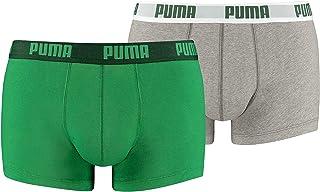 PUMA Basic - Boxer da Uomo, 2 Paia