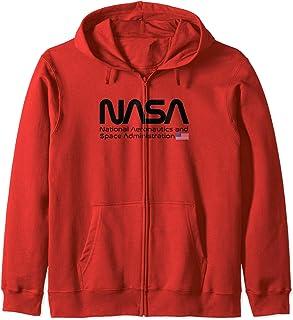 NASA Worm Logo Sweat à Capuche