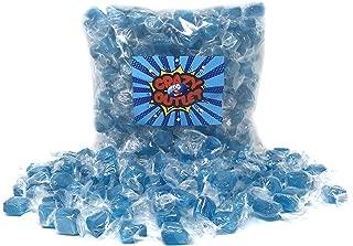 blue hard candy mints