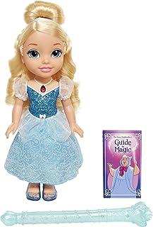 Jakks Disney Princess Cinderella Doll With Magic Wand - 3 Years & Above