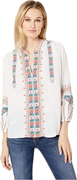 Claudine Paris Effortless Blouse