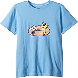 Inner Tube Rocket Tee (Little Kids/Big Kids)