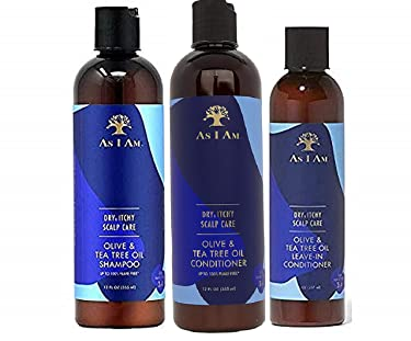 As I Am Dry & Itchy Scalp Hair Care (SH&COND&LVIN-COND)