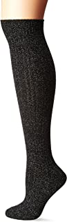 K. Bell Socks womens 120 Single Pack Fashion Pattern Knee High Socks Casual Sock