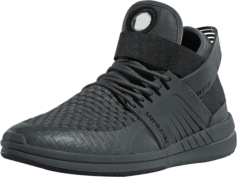 Supra Men's Skytop V '18 Shoes,Size 9,Dark Grey-Dark Grey B075ZYMYWQ  | Schenken Sie Ihrem Kind eine glückliche Kindheit