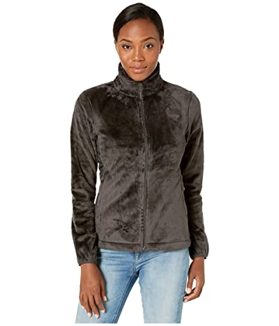 The North Face Osito Hybrid Full Zip Jacket (Asphalt Grey) Women