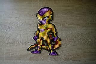 Sprite Golden freezer - dragon ball - perler beads/pixel art