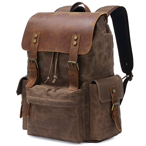 outlet for sale best place in stock Sac a Dos Homme Cuir: Amazon.fr