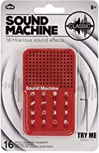 NPW-USA Sound Machine, 16 Hilarious Sound Effects