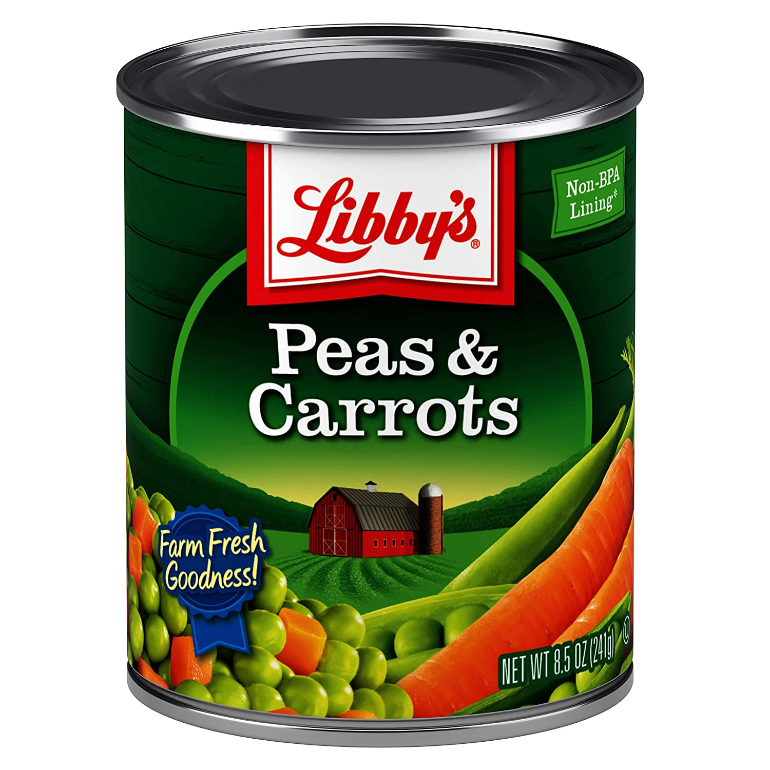 Libby's Peas Carrots Appealingly Sweet Factory Sales outlet Succulent Tender