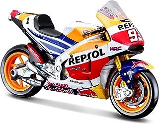 Maisto–Moto GP Honda Repsol Marc Marquez 34592, Multi-Colour (1)