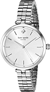 kate spade new york Holland Silvertone Stainless Steel Watch