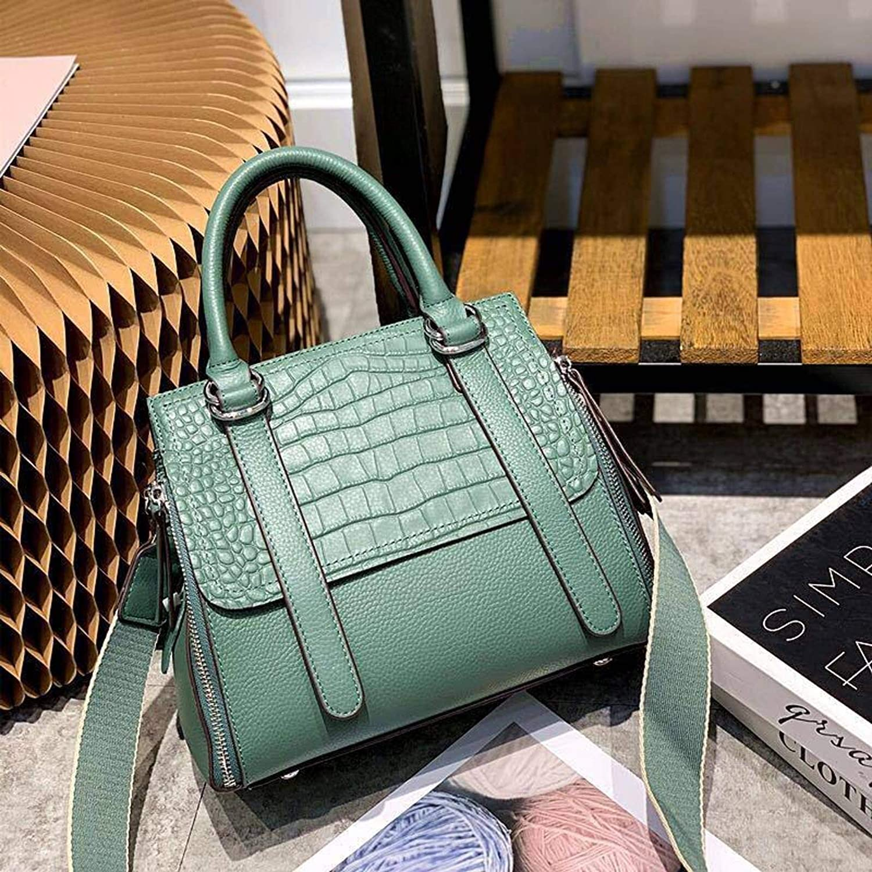 N\C Cheap SALE Start Max 45% OFF Alligator Pattern Genuine Leather W Bag Luxury Women